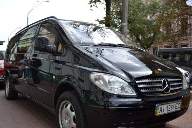 Mercedes VITO 111 LONG
