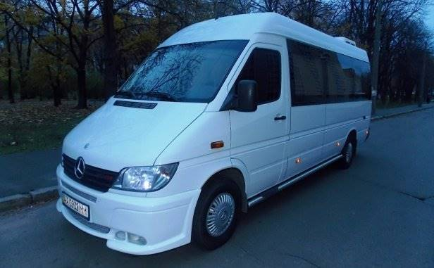 Mercedes Benz Sprinter VIP