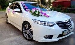 Honda Accord (белая)